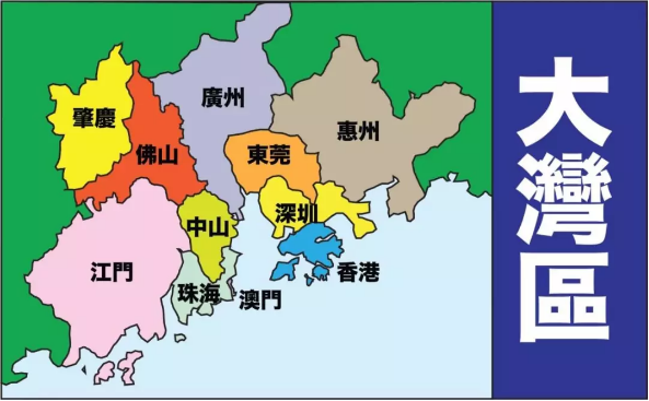 最新大湾区人才分布,广深港三分天下!香港在这个行业一骑绝尘!