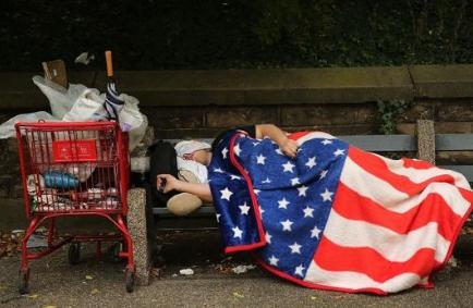 美国贫困线标准超乎想象,看完瞬间觉得自己是穷人!