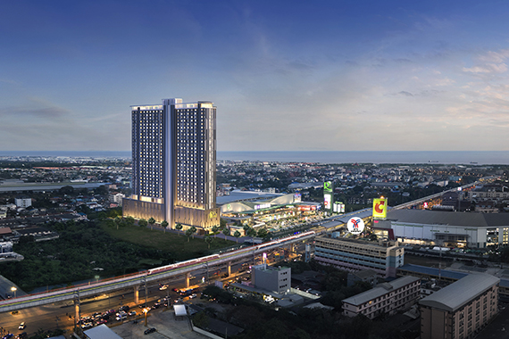 曼谷城市豪景