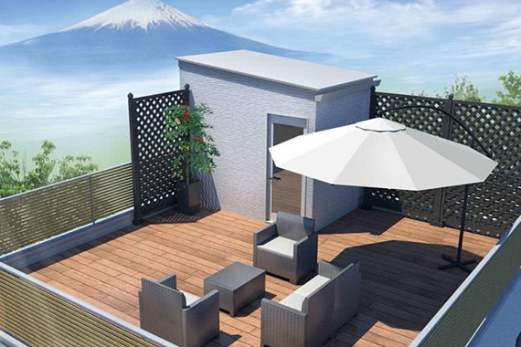 富士缘别墅