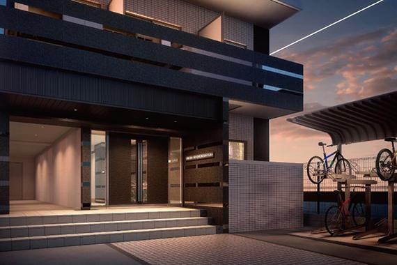 上野长租公寓